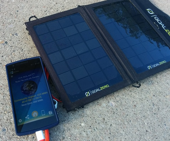 ABQ Solar Startup Launching Product